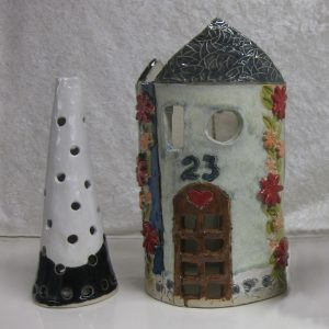Svanfolk Keramik kursus - kreere kat