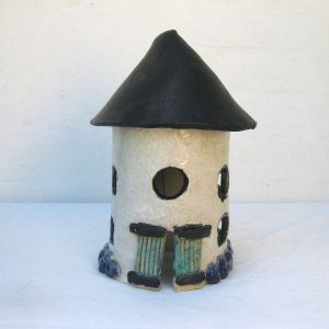 Keramikhus - model Hobbit 2, høj