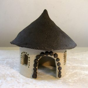 Keramikhus - model Hobbit 2, lav