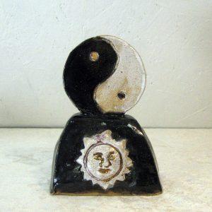 Yin-Yang i keramik